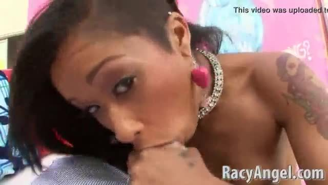 Skin diamond sucking and anal fucking mike adriano dick