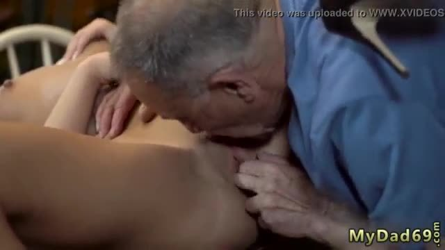 Lick me daddy and young old blonde s first time can you trust your gf